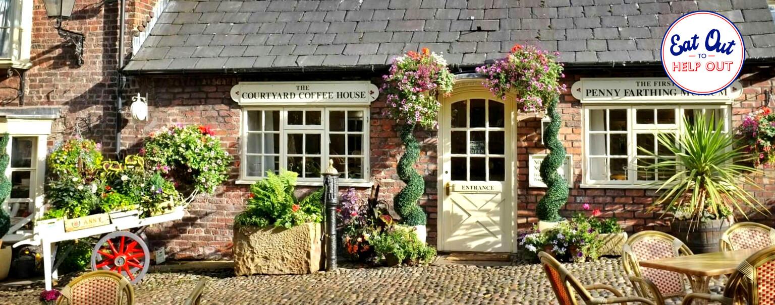 The Courtyard Knutsford