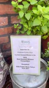 RHS Award